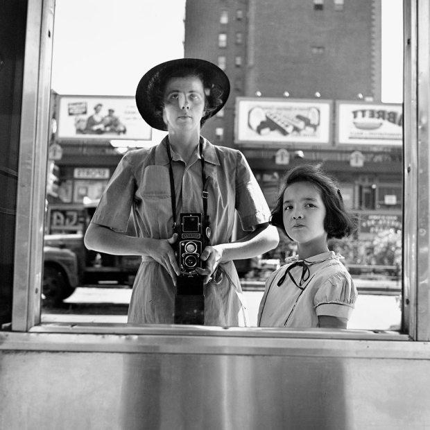VM Vivian Maier 1953