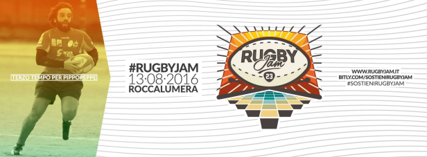 Rugby Jam - Terzo tempo per PippoPeppe