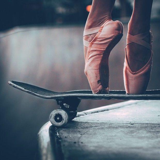 ballerina skate